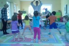 karate pajacyk